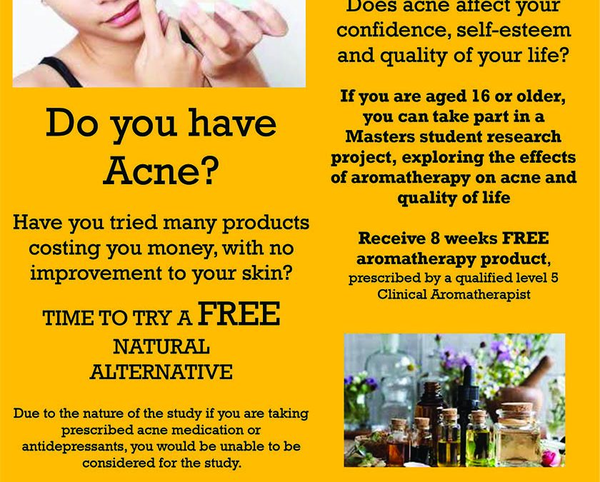 Do you have an acne-prone skin